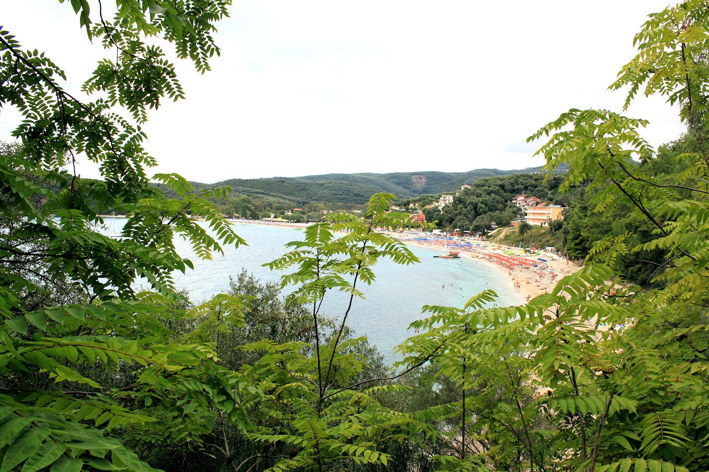 Valtos Beach.