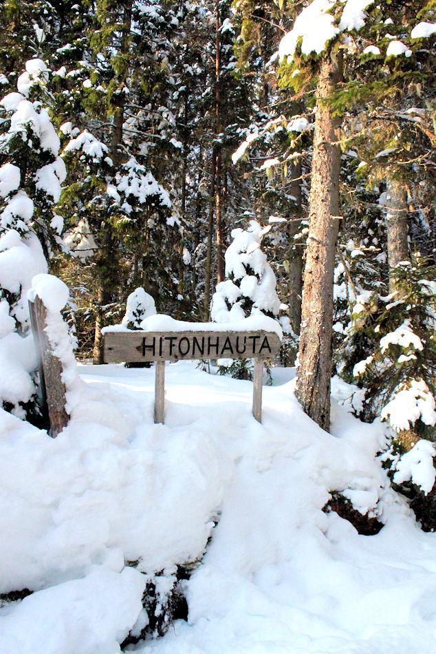 Hitonhauta – hieno retkikohde Keski-Suomessa