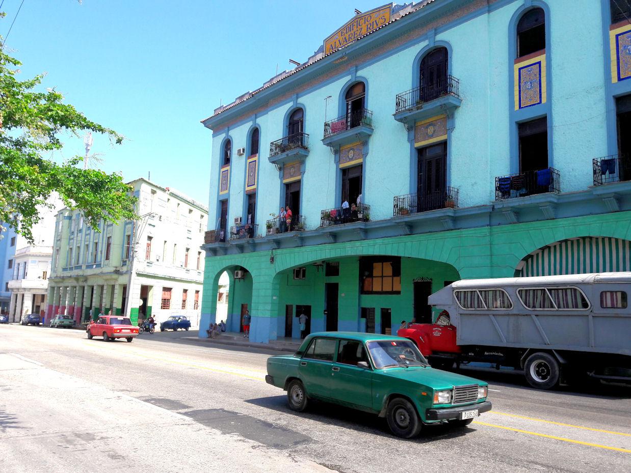 Kuuban matkapäiväkirja osa 1/3: Havanna