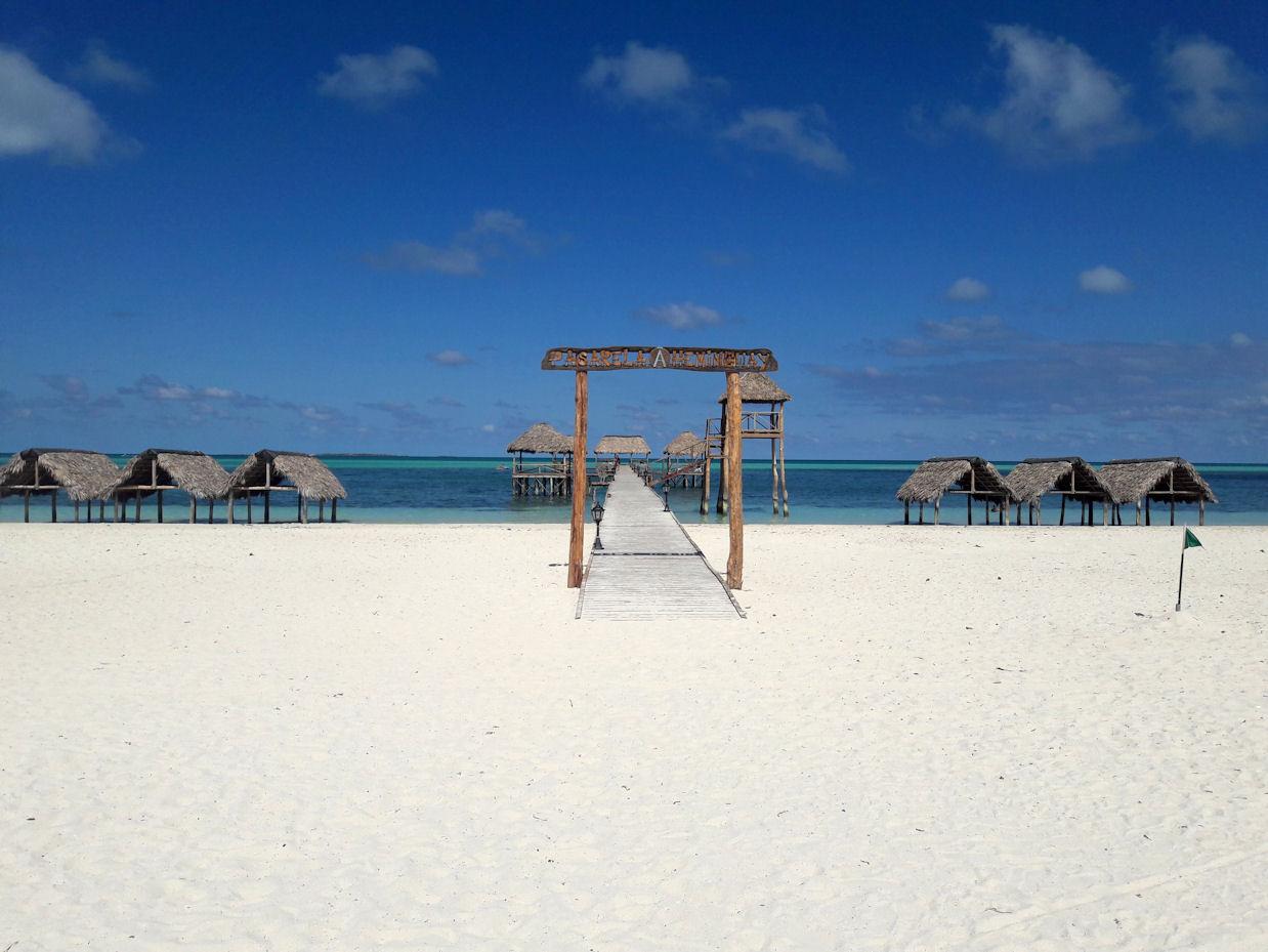 Kuuban matkapäiväkirja osa 2/3: paratiisisaari Cayo Guillermo