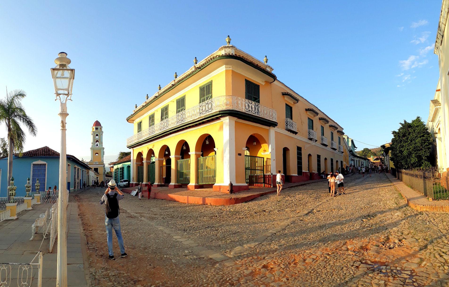 Kuuban matkakertomus osa 3/3: pastellinsävyinen pikkukaupunki Trinidad