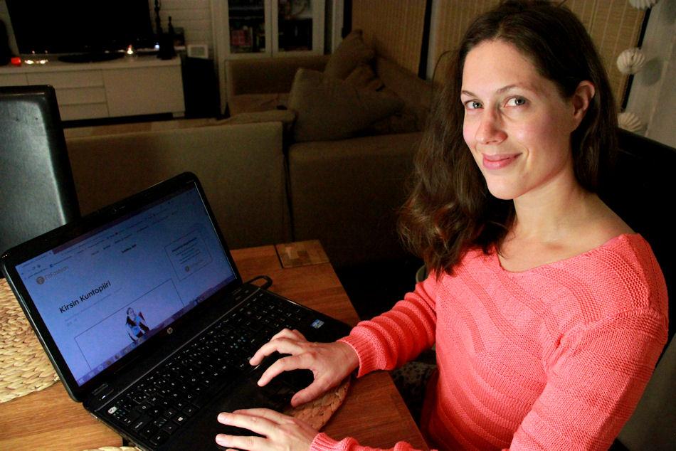 Blogini muuttaa Terve.fi -sivustolle