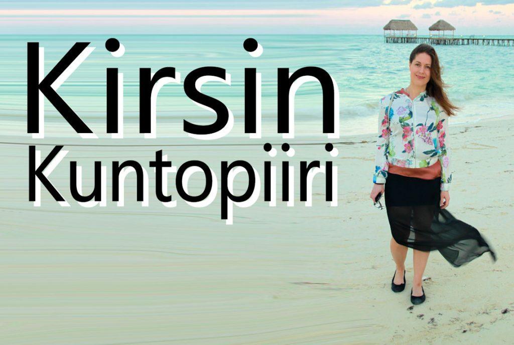 Kirsin Kuntopiirin uusi koti on Terve.fi –sivustolla
