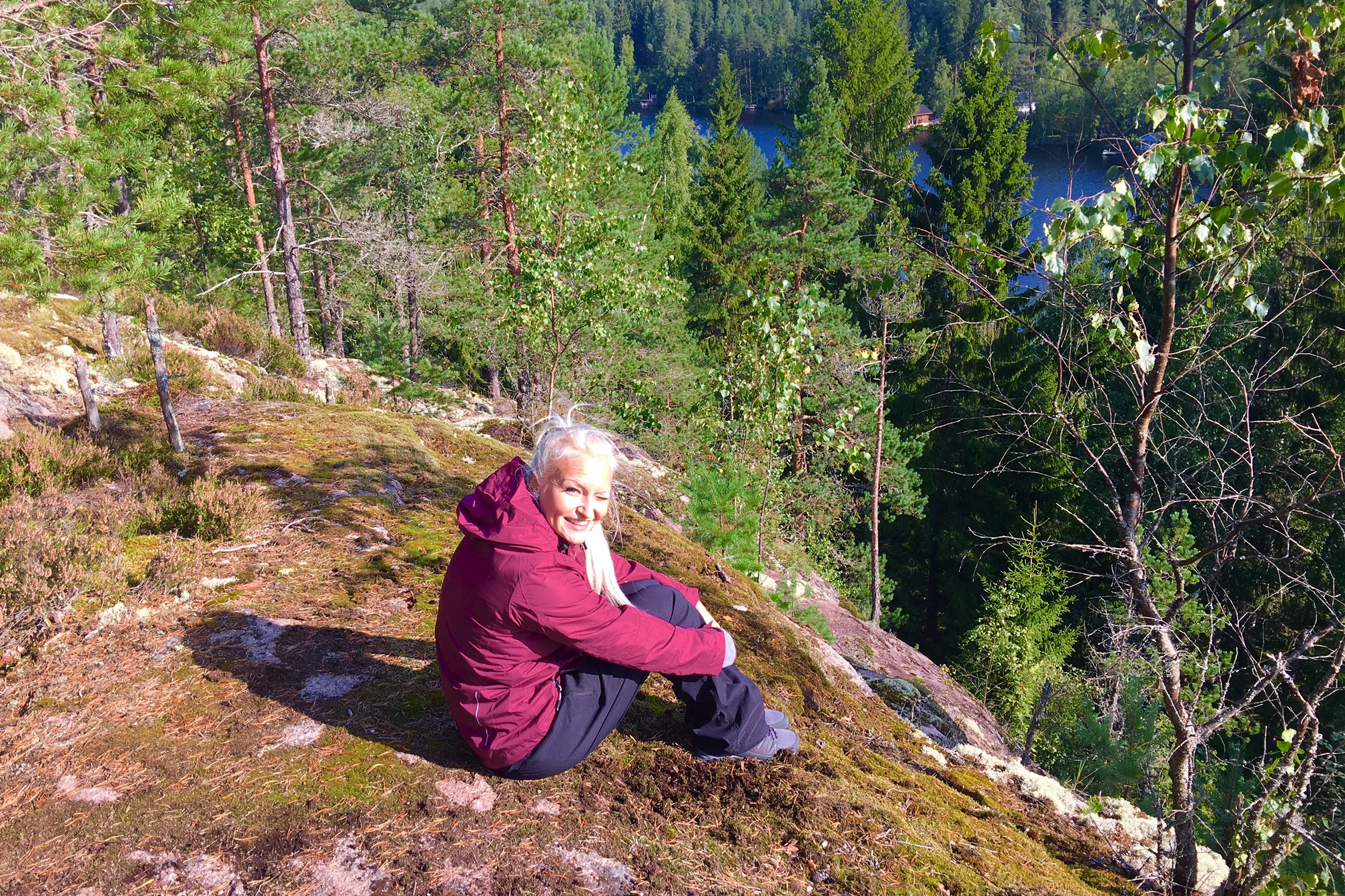Onnellisuus ja stressinlievennys | Näin lisäät luontoelementtejä päiviisi