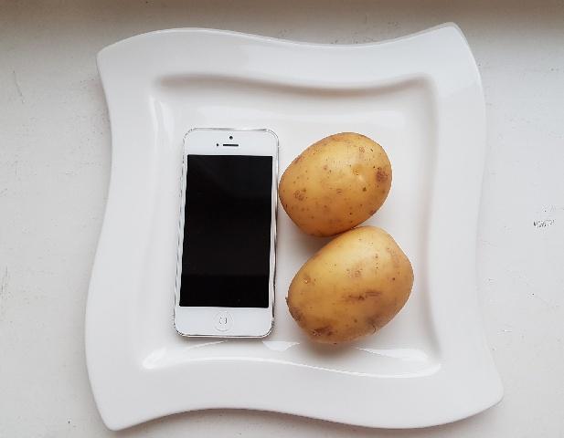 Paljonko ruokaa kerralla? Käytä näitä käteviä mittoja!