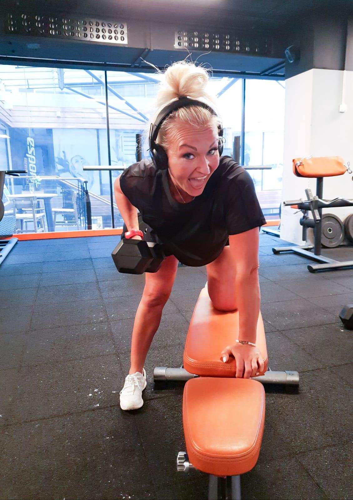 Löydä treeni-inspiraatiota ja osallistu Yvette lahjakortin arvontaan!