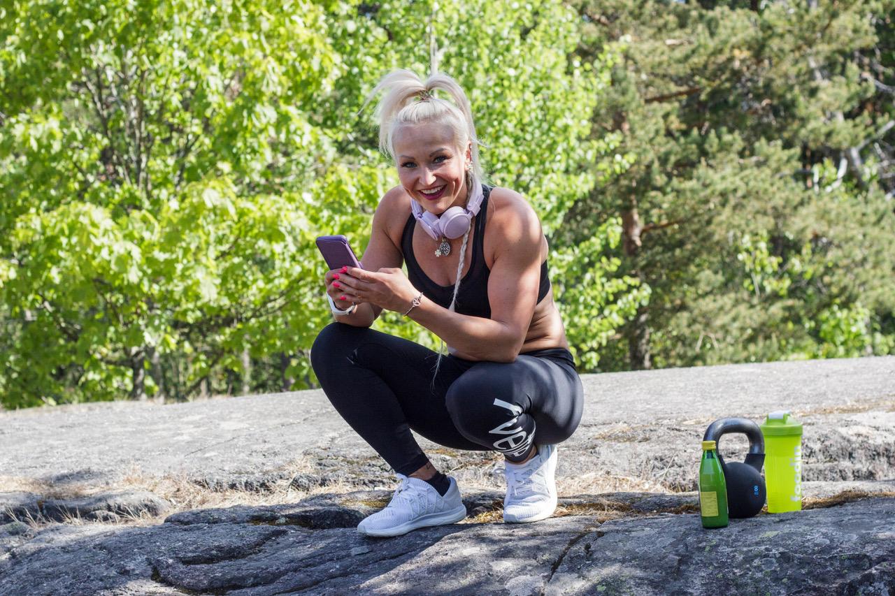 Kilpirauhasen vajaatoiminta - kootut ravinto- ja treenivinkit!