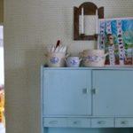 Lasten taide kodin seinillä luo kotoisan tunnelman