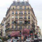 Paris in springtime, oma pakopaikkani