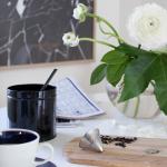 AAMUTEETÄ JA JÄNNIÄ JUTTUJA | MY MORNING TEA