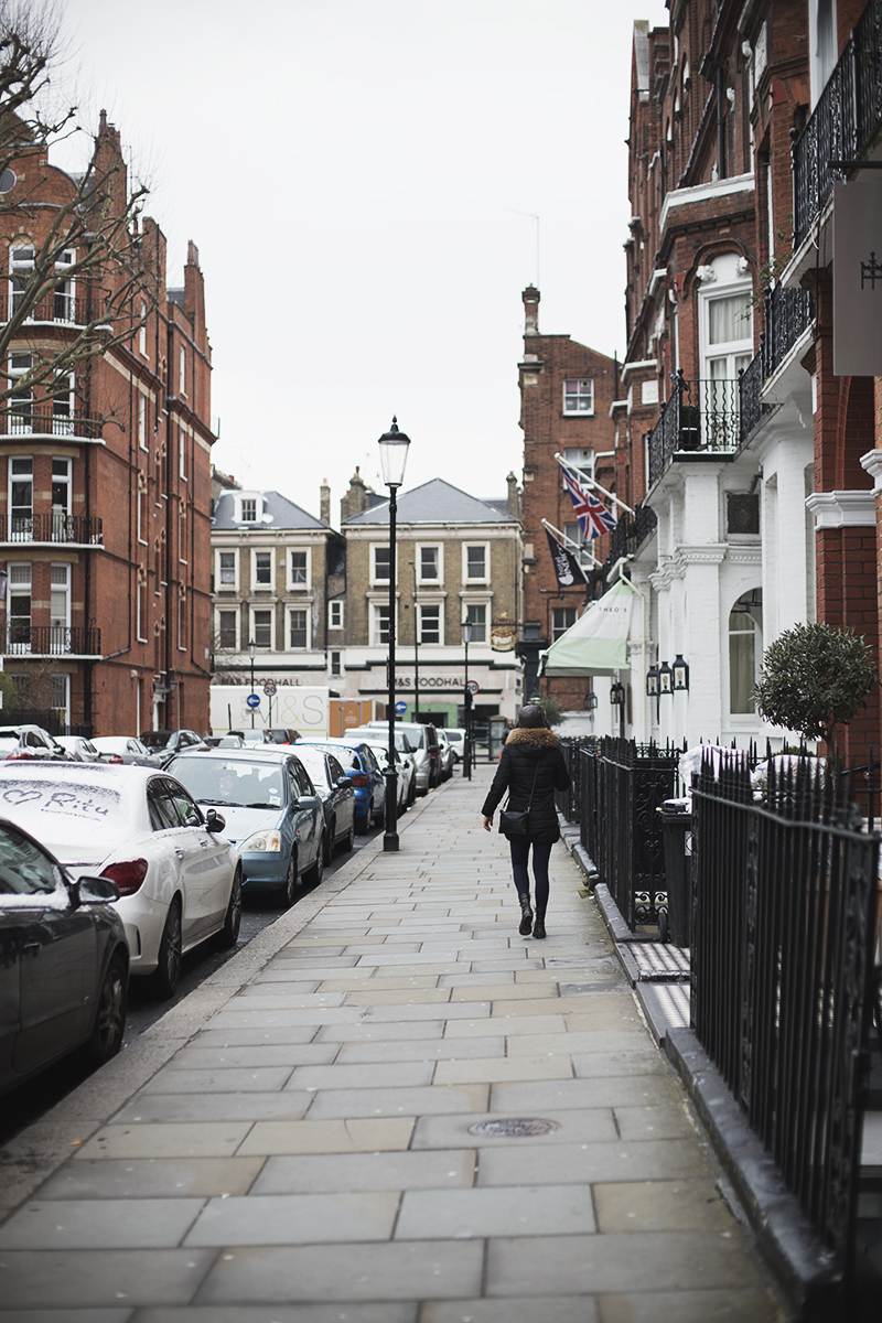 Ensitunnelmat Lontoosta