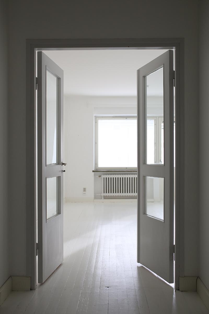 Terveisiä uudelta asunnolta