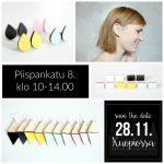 Designjoulumyyjäiset / Kuopio
