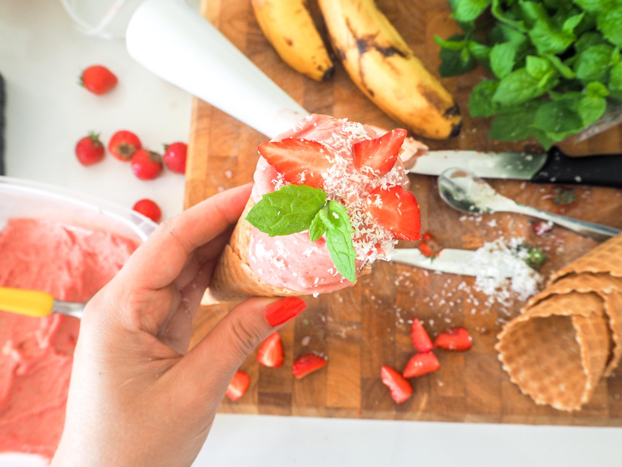 Vegaaninen ja gluteeniton pehmis