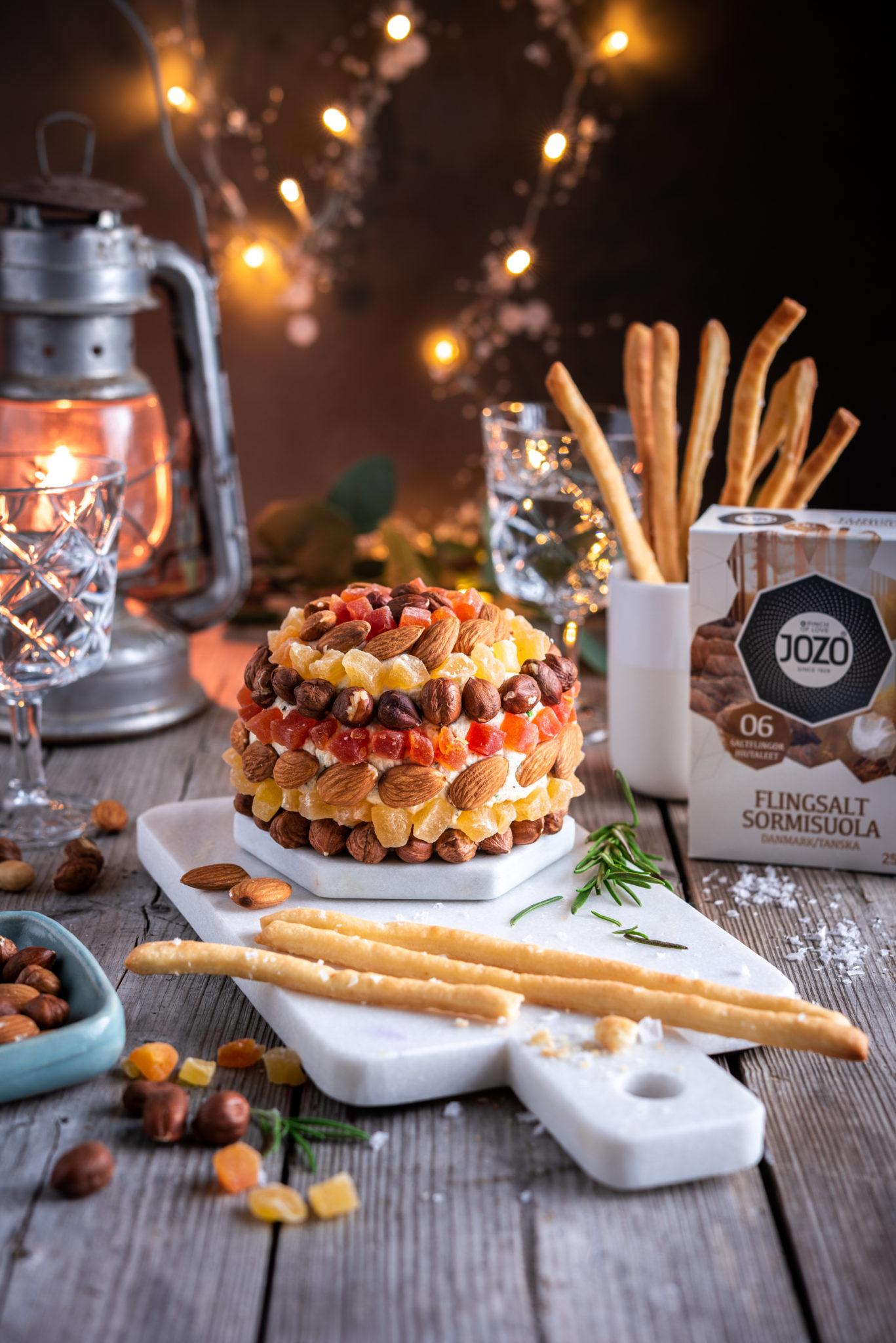 Joulun täydellisin ruokalahja