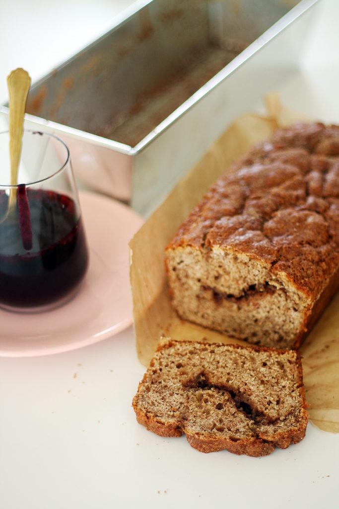 Jenkkityylinen kanelileipä (cinnamon bread)