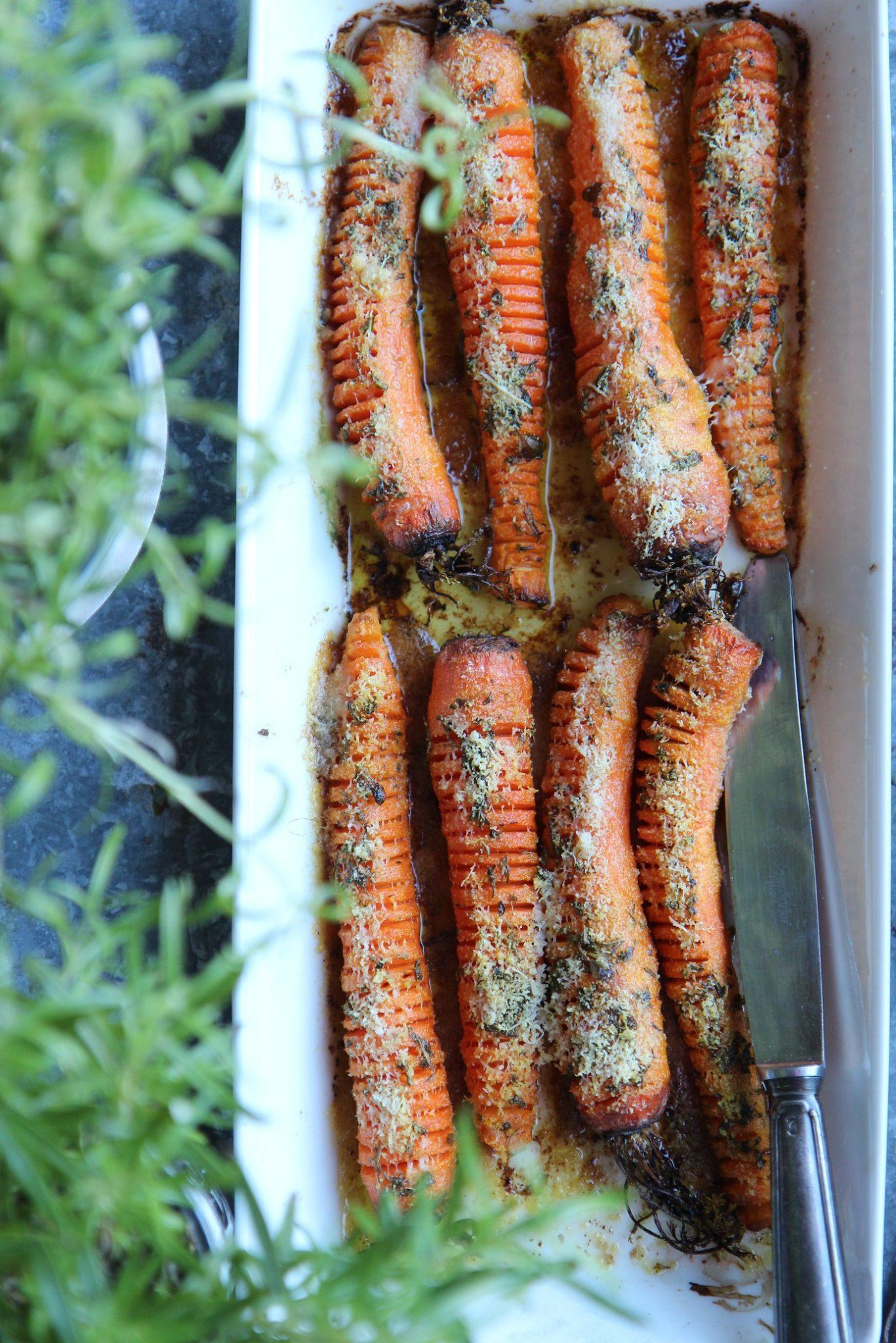 Hasselbackan porkkanat - todellinen kevätherkku