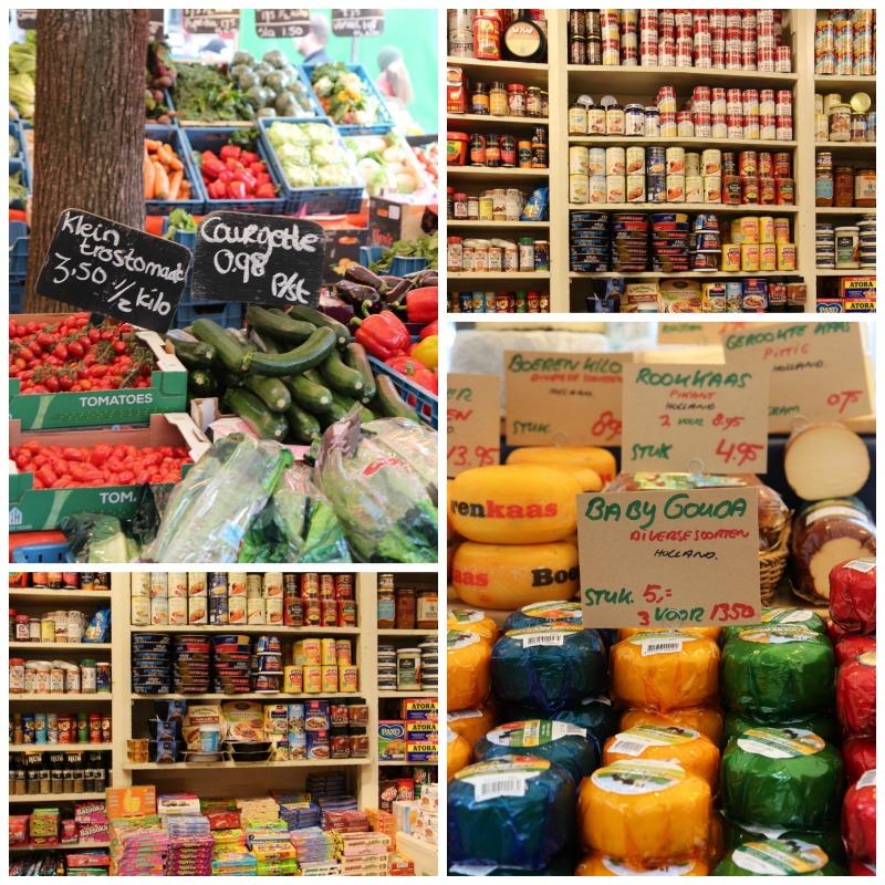 Maalaismarkkinat - Amsterdam