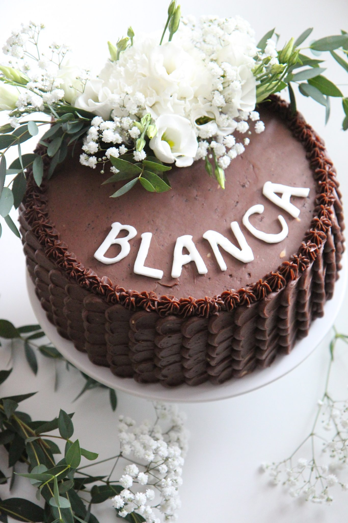 Suklaakakkua ristiäisissä