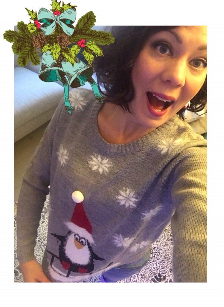 Pikkujoulu Mrs. Christmasin tapaan + 2 herkullista ohjetta glögidrinkin tekemiseen