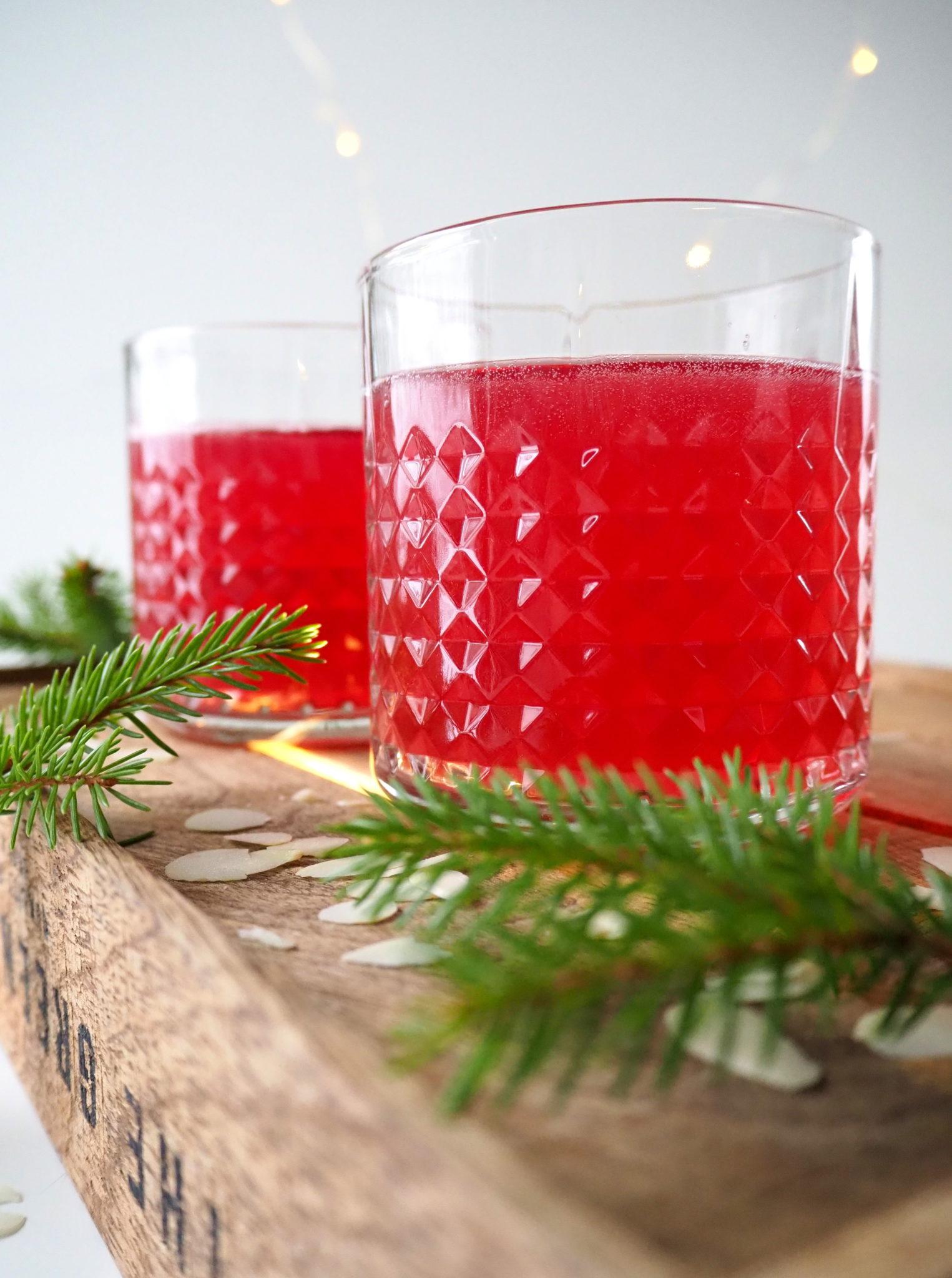Viileä glögijuoma - Joulukalenteri luukku 23