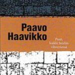 Muutama sana Paavo Haavikosta