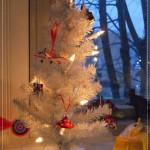 Joulu saapui asemalle