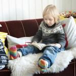 5-vuotiaan pojan vaatetus