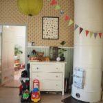 Valossa kylpevät lastenhuoneet