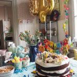 Nestorin 4-vuotis syntymäpäivät