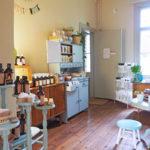Meidän kahvila-myymälä kuvina, osa 2: ekopuoti Oranssi Orava