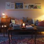 Stressaavan lomareissun jälkeen kotiin rentoutumaan