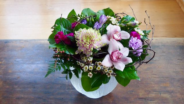 Kukkacase sai kauniin lopun (kimpun)
