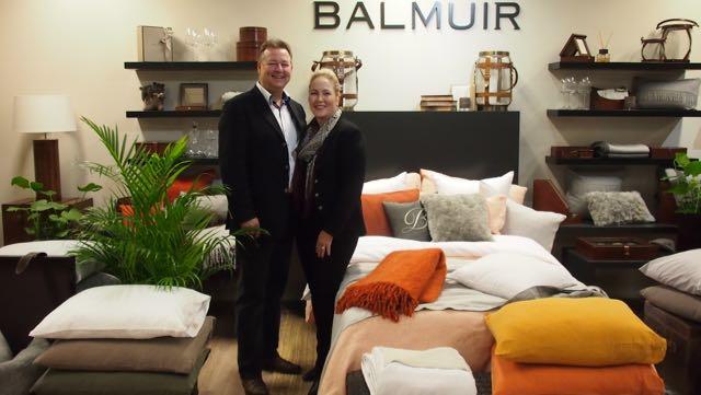 Juha ja Heidi Jaara perustivat Balmuirin 10 vuotta sitten.