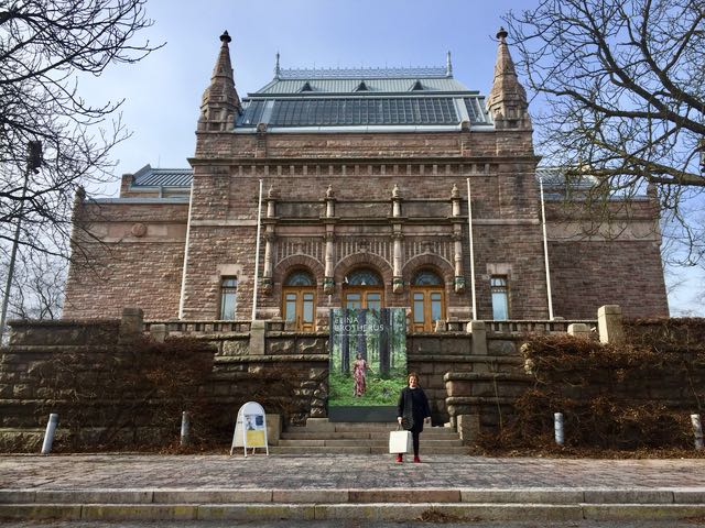 Turun taidemuseo, ELina Brotherus ja minä