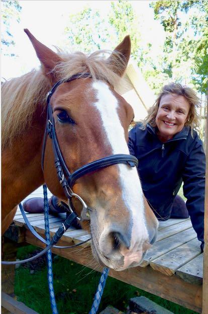 Hanna ja hevonen