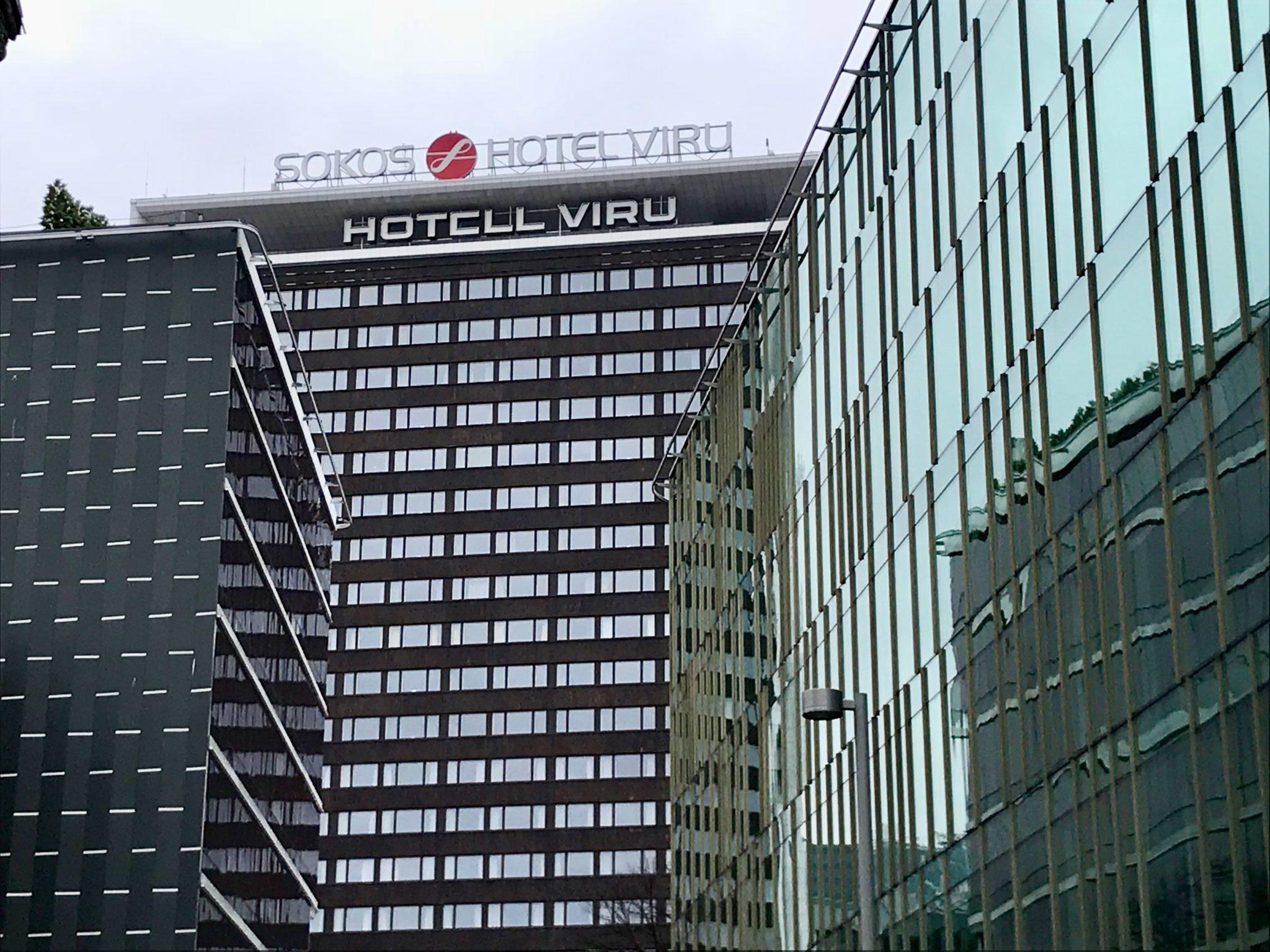 Hotelli Viru