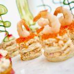 Lohimoussea, tonnikalatahnaa ja sillikaviaaria juhlakauden herkkuihin