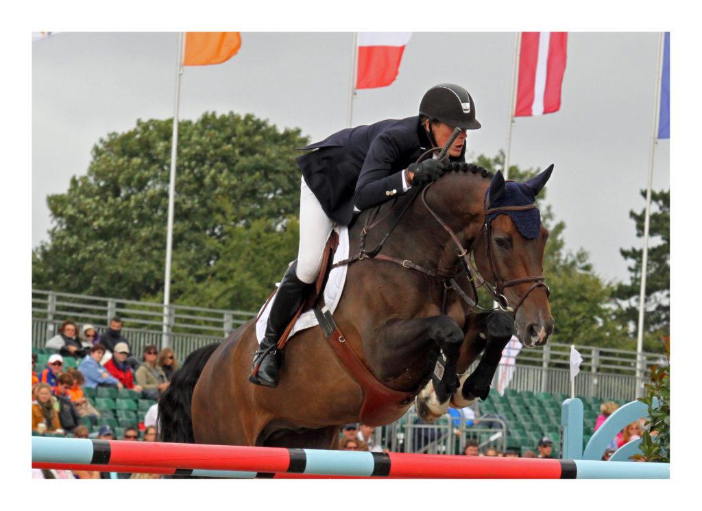 Tässä Sebastian Numminen hyppää. Kuva arkistokuva SH.