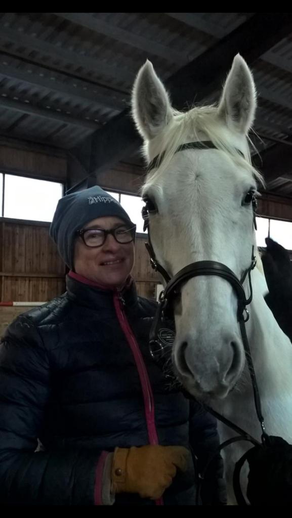 Oma Hevonen <3.