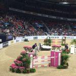 Kavioliitto Gothenburg Horse Showssa, päivä 1
