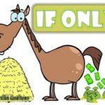 Hevosihmisen ajatuksenjuoksu