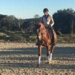 Portugalilaisen hevosen selässä flunssakin haihtuu