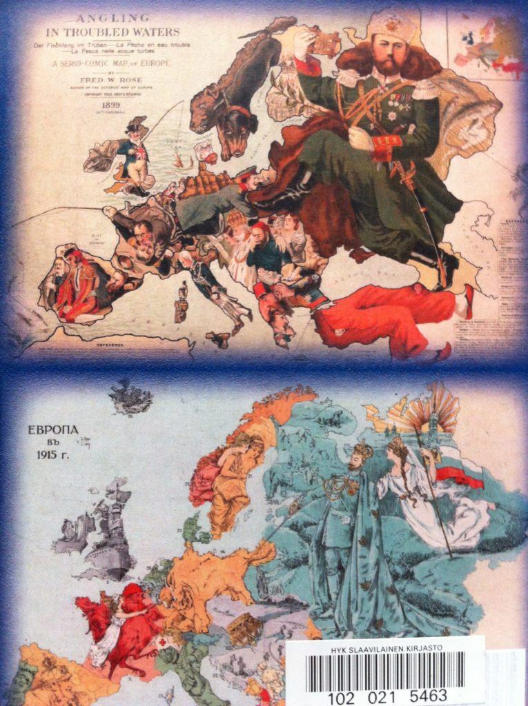 Venäjä on eurooppalainen.