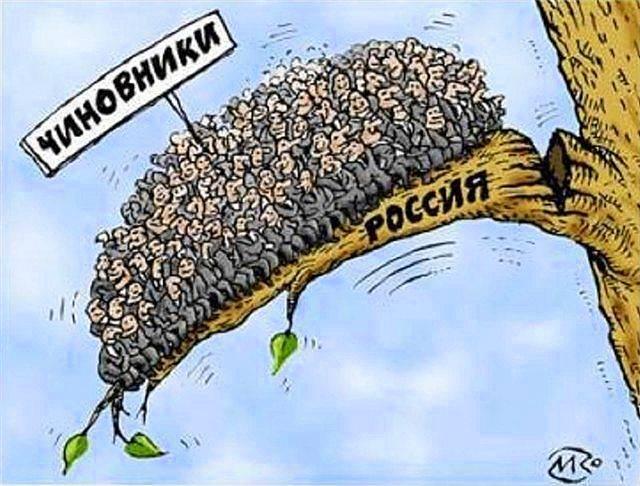 Virkamiehet Venäjällä