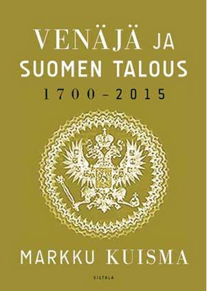 Kirja-arvio: Markku Kuisma - Venäjä ja Suomen talous
