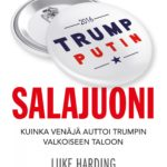 Kirja-arvio: Luke Harding - Salajuoni