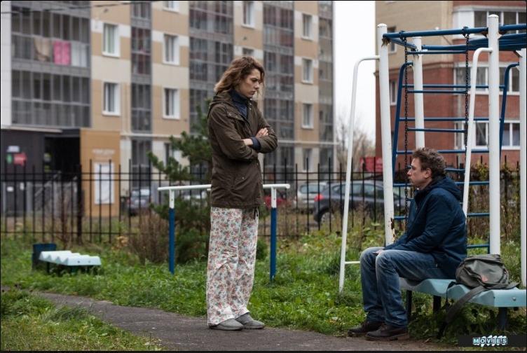 Katja (Irina Gorbatšova) ja Oleg (Aleksandr Jatsenko).