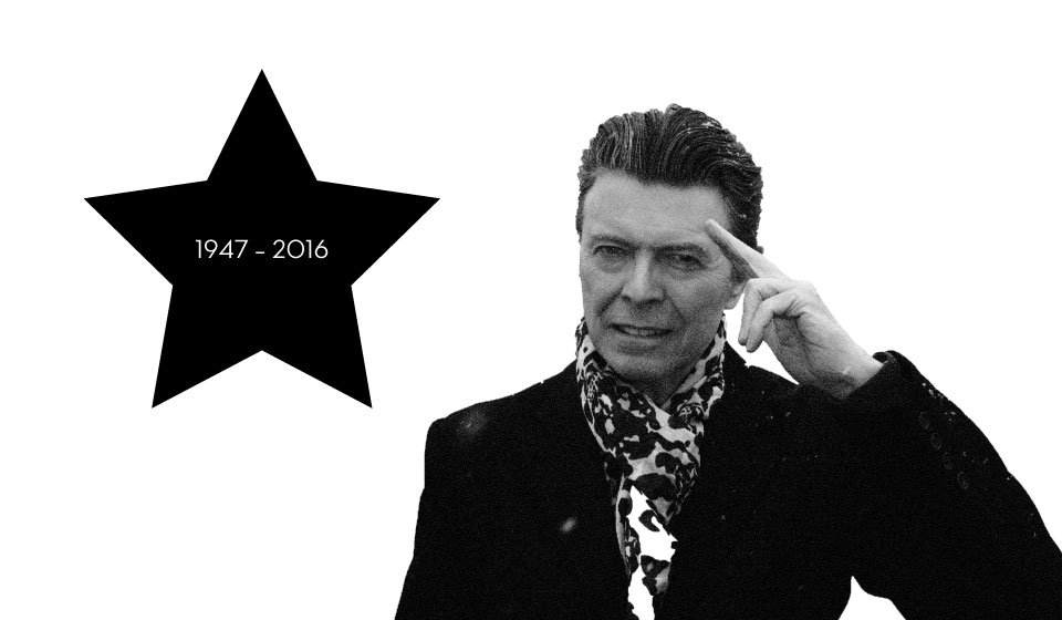 Bowie 1947–2016