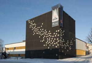 Teatterin Imatran uusi rakennus vihittiin käyttöön melkein tasan vuosi sitten.